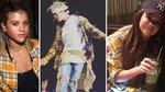Selena - Justin Bieber - Sophia và hàng loạt câu chuyện được thêu dệt quanh một chiếc áo