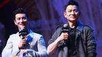 Lộ clip Lưu Đức Hoa cãi nhau với bảo vệ vì dám xô ngã fan của mình