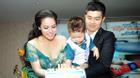 Nhật Kim Anh tổ chức tiệc thôi nôi hoành tráng cho con trai