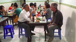 Video Tổng thống Obama cùng đầu bếp Mỹ giới thiệu ẩm thực Việt Nam với thế giới