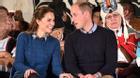 Những khoảnh khắc tình tứ đáng yêu của hoàng tử William và công nương Kate