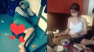 Facebook 24h: Ngọc Trinh ăn mì gói, thăm quan Sydney - Trấn Thành bị chụp lén