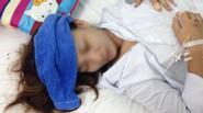 Hà Nội: Cô gái bị nhà chồng đánh phải nhập viện, cha lên facebook kêu cứu