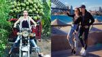 Facebook 24h:Ngọc Trinh kè kè bên trai lạ tại Úc -  Trúc Diễm đổi nghề đi buôn dừa