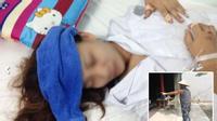 Vụ cha lên Facebook tố con gái bị nhà chồng hành hạ phải nhập viện: Mẹ chồng nói con dâu hỗn láo