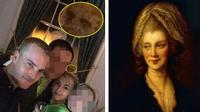 Chụp hình tự sướng cùng cô dâu chú rể, cặp đôi tá hỏa phát hiện bóng ma trong ảnh