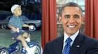 Barack Obama: Từ cậu bé có tuổi thơ dữ dội đến người đứng đầu nước Mỹ