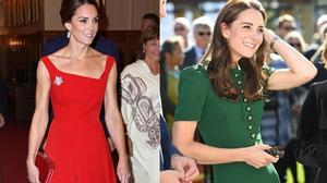 5 phút tập luyện để có cánh tay thon gọn như Công nương Kate Middleton