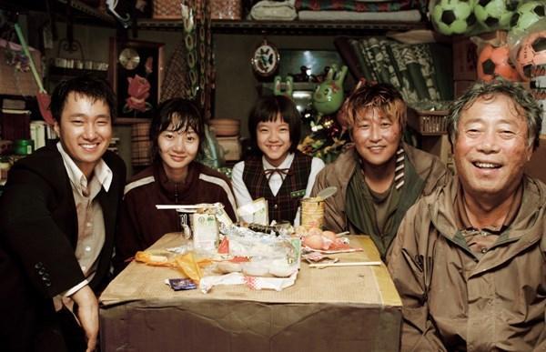 Những phim Hàn thu hút hàng chục triệu khán giả tới rạp