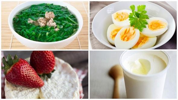 Mỡ bụng sẽ tan biến nếu bạn chịu ăn những món này vào buổi trưa