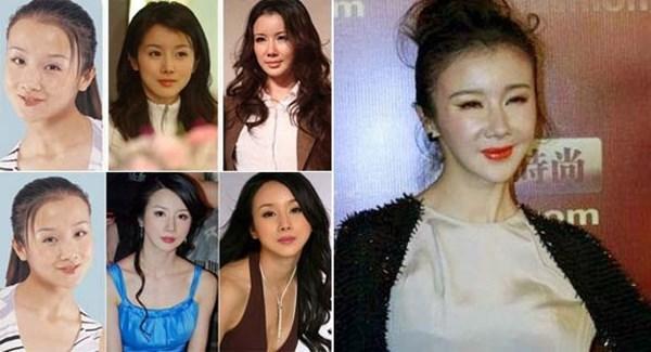 Đệ nhất mỹ nữ cổ điển Hoa ngữ tan tành sự nghiệp vì thẩm mỹ và scandal - Ảnh 5.