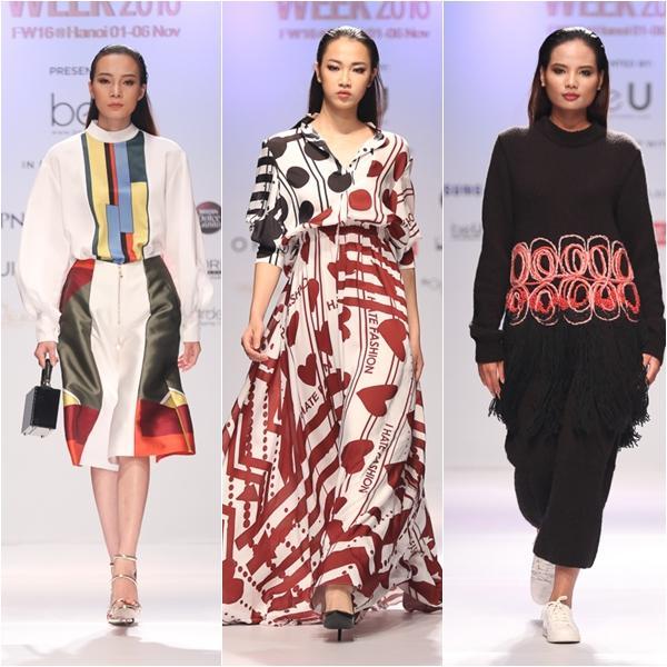 (2Sao) - Sau ba mùa tổ chức thành công tại TPHCM, Tuần lễ thời trang quốc  tế lần đầu được mang ra thủ đô và sẽ tổ chức từ 1 11 đến 6 11 ... 0e52455f0c