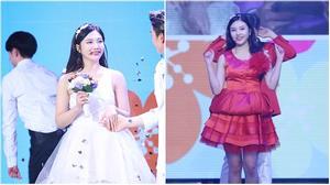 Màn thay váy thần thánh trên sân khấu khiến Hà Hồ, Thu Minh phải nể phục