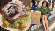 Facebook 24h: Vợ trẻ làm bánh mừng sinh nhật Lam Trường - Phương Thanh bán hàng vỉa hè