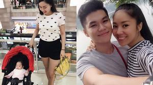 FB 24h: Lê Phương và bạn trai thăm quan Hà Nội, Á hậu Ngô Trà My tái xuất cùng con gái