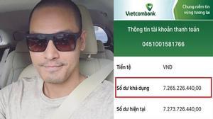 Sau 1 ngày, MC Phan Anh kêu gọi được gần 8 tỷ cho đồng bào miền Trung