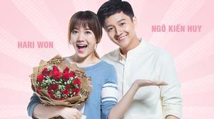Hari Won và Ngô Kiến Huy bất ngờ gửi quà tặng đến phụ nữ Việt Nam