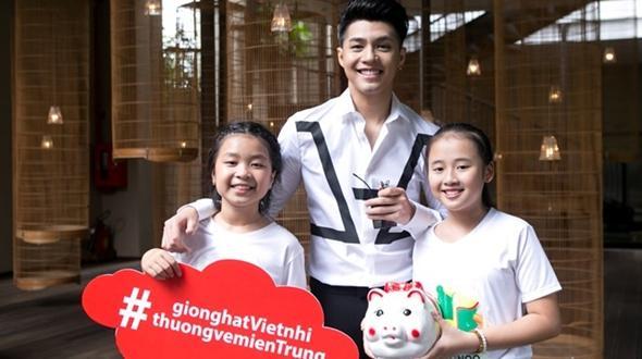 Thí sinh The Voice Kids chung tay ủng hộ miền Trung và ráo riết tập luyện cho Chung kết