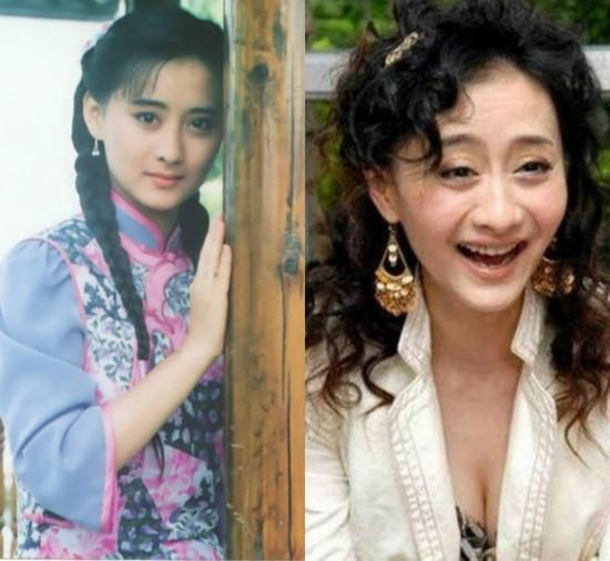 Mỹ nhân phim Quỳnh Dao: người trẻ mãi không già, người xuống sắc tàn tạ