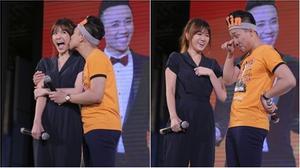 Clip: Trấn Thành bật khóc khi tỏ tình với Hari Won