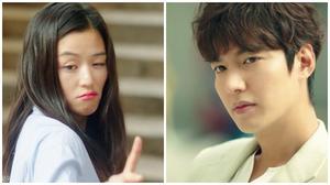 Jun Ji Hyun xứng danh nàng tiên cá 'đầu gấu' nhất khi đá Lee Min Ho dúi dụi