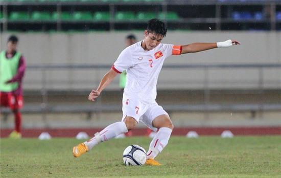 Cư dân mạng săn lùng đội trưởng hot boy của U19 Việt Nam - Ảnh 1.