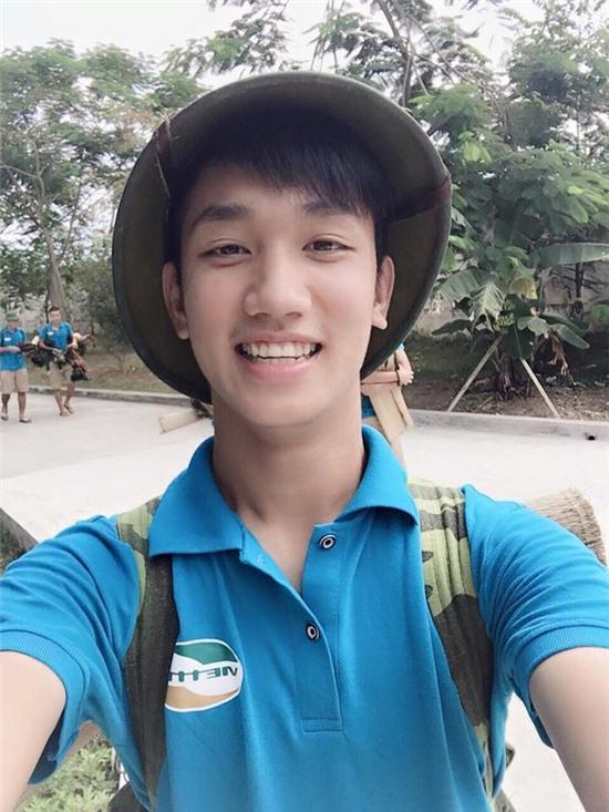 Cư dân mạng săn lùng đội trưởng hot boy của U19 Việt Nam - Ảnh 3.