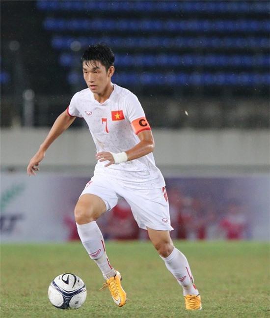 Cư dân mạng săn lùng đội trưởng hot boy của U19 Việt Nam - Ảnh 4.