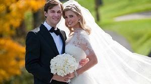 Có gì trong đám cưới xa hoa bậc nhất thế giới của con gái tỷ phú Mỹ Donald Trump?