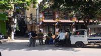 Lời kể nhân chứng vụ nổ súng trong đêm, 1 người tử vong ở Hà Nội
