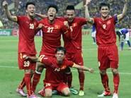 VFF giải ngân tiền thưởng cho cầu thủ dự AFF Cup 2014