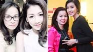 'Cân đo' nhan sắc mẹ của loạt Á hậu Việt