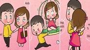 Tranh vui: 10 giai đoạn tình yêu mà cặp đôi nào cũng phải trải qua