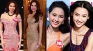 Gương mặt giống nhau ngỡ ngàng của những người đẹp Việt và người nổi tiếng