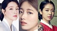 19 mỹ nhân Hàn đẹp thuần khiết với hanbok