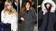 """Mùa đông """"ngọt ngào"""" và nữ tính cùng bộ ba xinh đẹp TaeTiSeo"""
