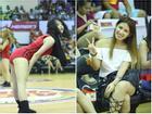 Nữ sinh trường quốc tế nhảy cực sung cổ vũ bóng rổ