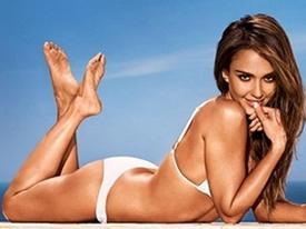Sở hữu thân hình quyến rũ như Jessica Alba với 3 động tác đơn giản