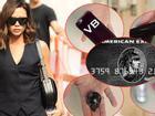 Xem những bí mật bên trong chiếc túi hàng hiệu của Victoria Beckham