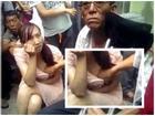 Trung Quốc: Dư luận bức xúc cảnh người đàn ông xem bói bằng cách sờ ngực phụ nữ