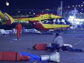 TEST BÀI TRỰC TIẾP: Khủng bố kinh hoàng ở Pháp, ít nhất 84 người chết