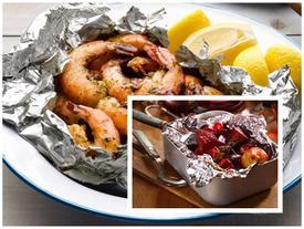 Sai lầm khiến giấy bạc bọc thực phẩm trở nên độc hại