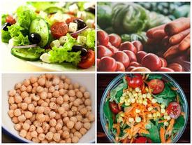 Đừng nghĩ ăn salad là giảm cân, nếu không chuẩn bạn sẽ phát phì không kịp hãm