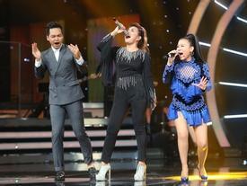 VNID: Thu Minh 'lao' lên sân khấu đọ độ bốc lửa cùng Janice Phương