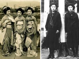 Phong cách thời trang của giới trẻ 100 năm trước có quá nhiều thứ phải nể