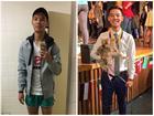 Chàng trai gốc Việt bỗng nhiên nổi tiếng vì... đổi quần với cô bạn thân của mình