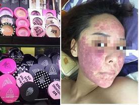 Chia sẻ khiến chị em rùng mình về chợ mỹ phẩm giả ở Trung Quốc