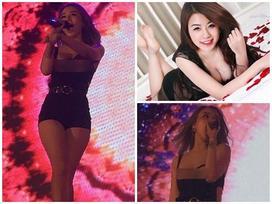 Linh Miu bức xúc lên tiếng vụ ăn mặc phản cảm biểu diễn