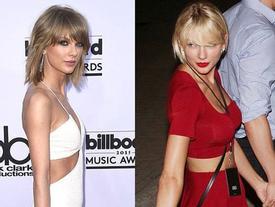"""Ngày nào còn bị chê """"lép"""", vòng 1 của Taylor Swift giờ đây đã nóng bỏng hơn bao giờ hết"""