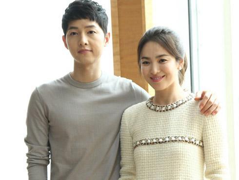 Song Joong Ki, Song Hye Kyo lại